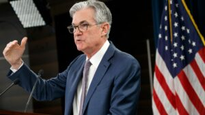 Powell addresses US inflation before House committee hearing