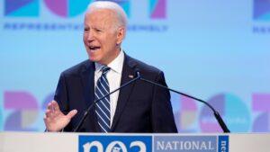 Biden to teachers union: teachers need raises