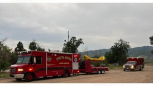 Body found in creek at Chatfield State Park