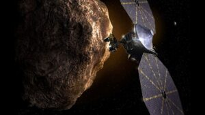 Lockheed Martin spacecraft to visit Trojan Asteroids