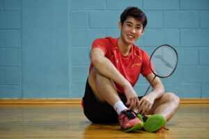 Olympics: I want to create history in Tokyo with a medal, says S'pore shuttler Loh Kean Yew, Sport News & Top Stories