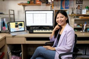 Young Singapore composers: Writing through her stage fright, Arts News & Top Stories
