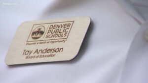 Tay Anderson announces his return to DPS board