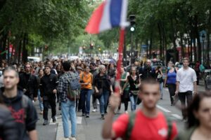 Protests in France against Covid-19 'health pass' to get into restaurants, cinemas, Europe News & Top Stories