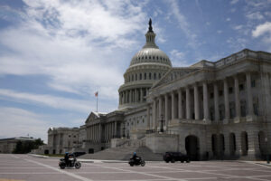 CBO projects federal deficit will hit $3 trillion this year