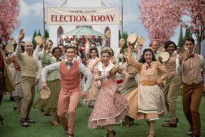 Schmigadoon! series a loving send-up of classic musicals, Entertainment News & Top Stories