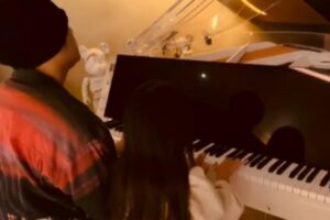 Singer Jay Chou duets on the piano with daughter Hathaway on seventh birthday, Entertainment News & Top Stories