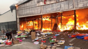 Chaos in South Africa as riots, looting follow Zuma's jailing