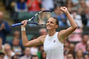 Tennis: Pliskova blasts 'brutal' critics after storming into first Wimbledon semi-final, Tennis News & Top Stories