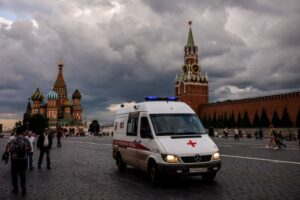 Russia sets latest pandemic high for coronavirus deaths, World News & Top Stories