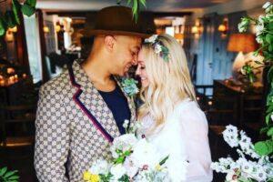 Former Spice Girl Emma Bunton secretly marries singer Jade Jones after 23 years, Entertainment News & Top Stories